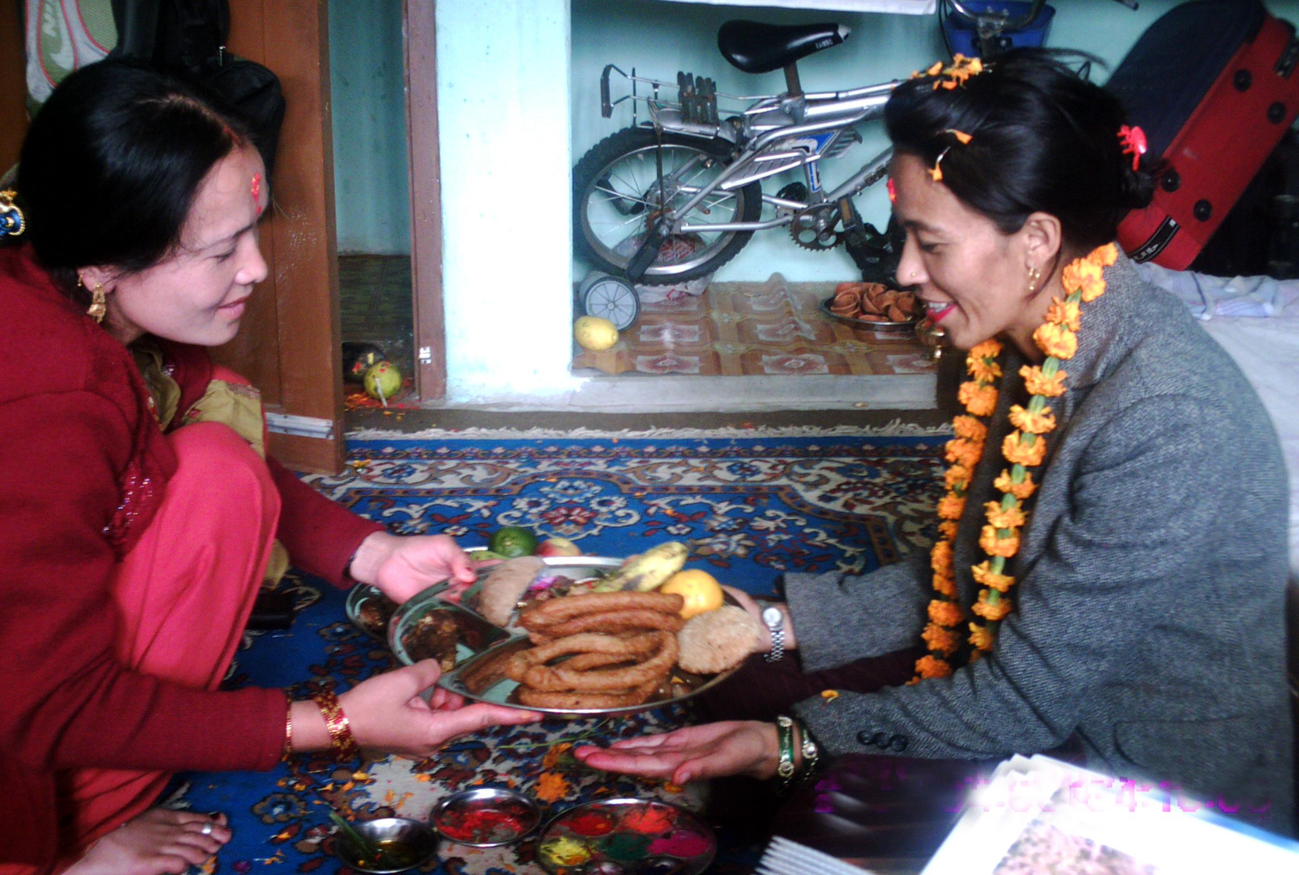 Nepali Tihar Photo Tihar